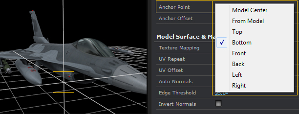 photoshop how to move anchor point