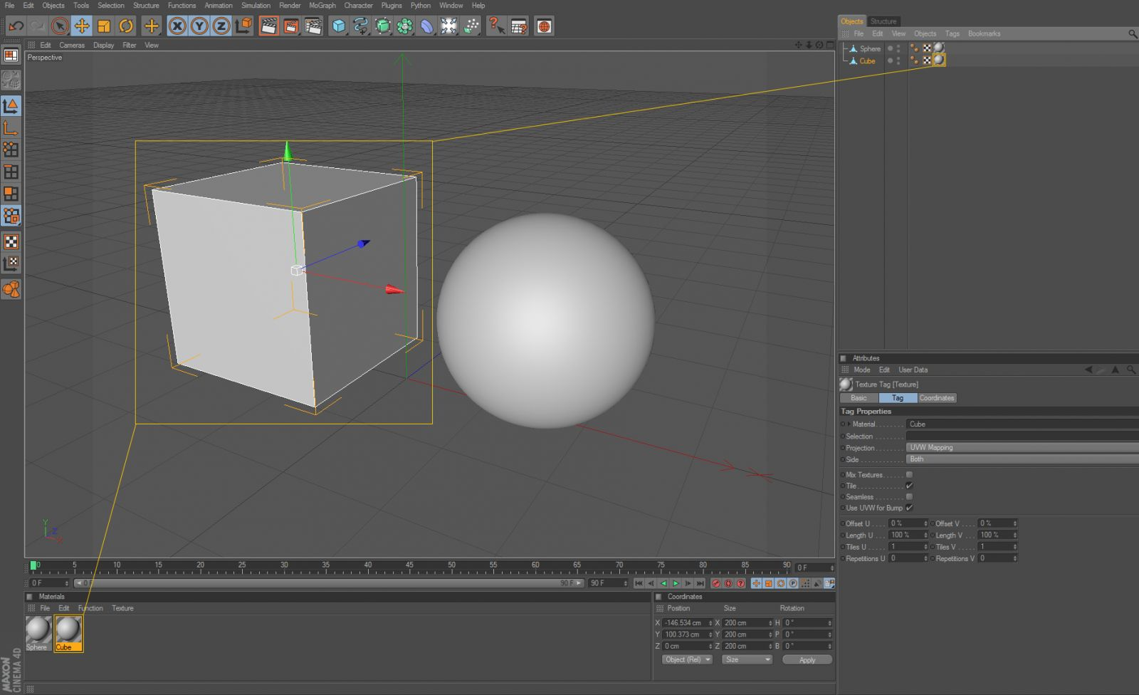Import C4d Files Into 3ds Max Materials - seventronics