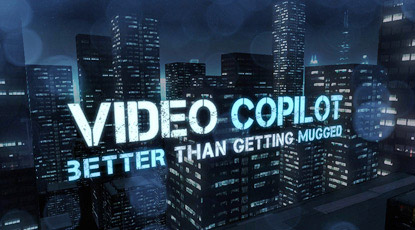 Video Copilot After Effects Tutorials Plug Ins And
