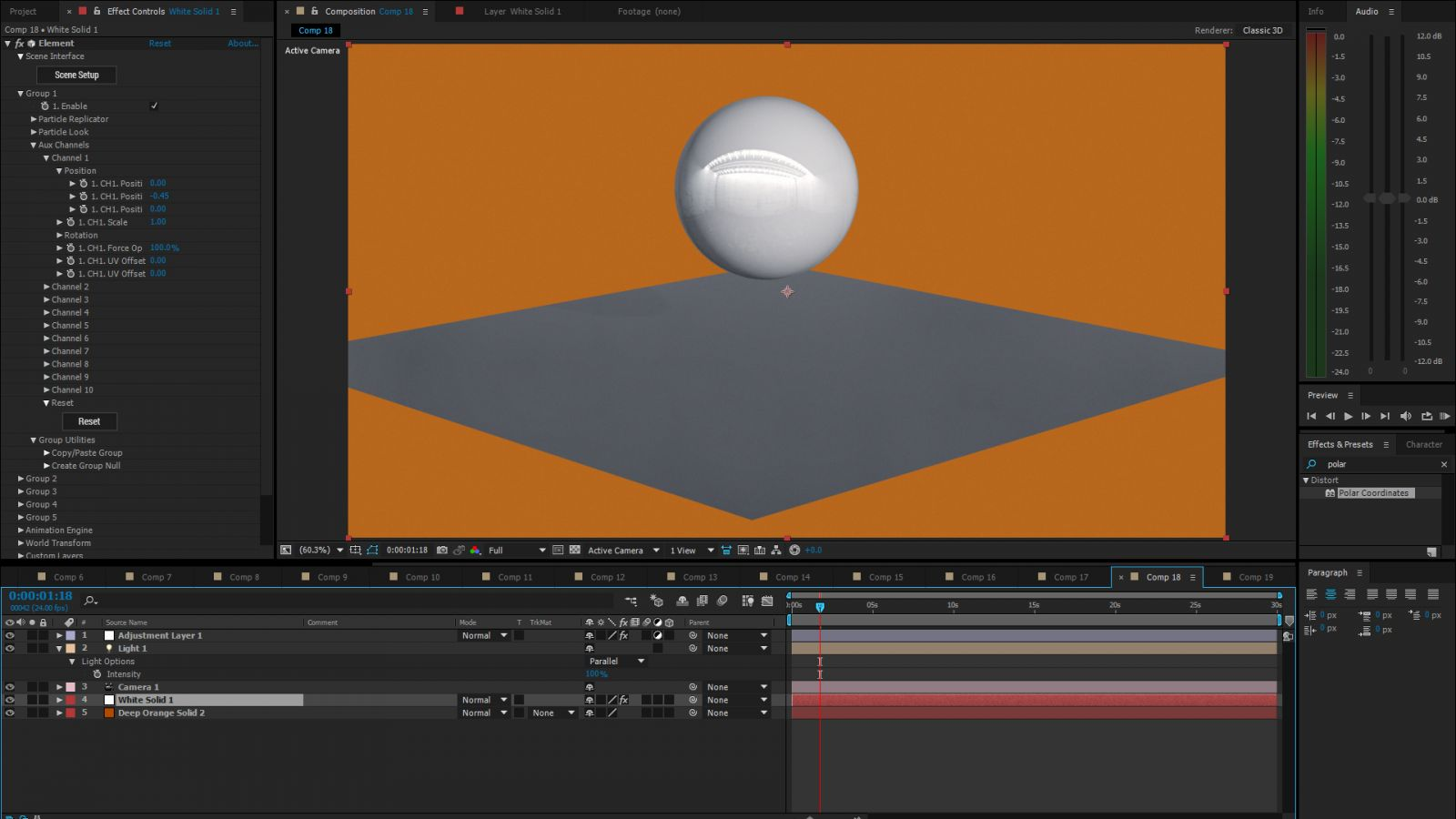 VIDEO COPILOT | After Effects Tutorials, Plug-ins and Stock