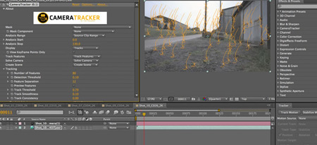 Camera tracker after effects download mac
