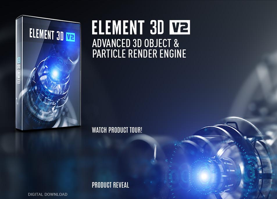 element 3d v2 2  with crack kickass