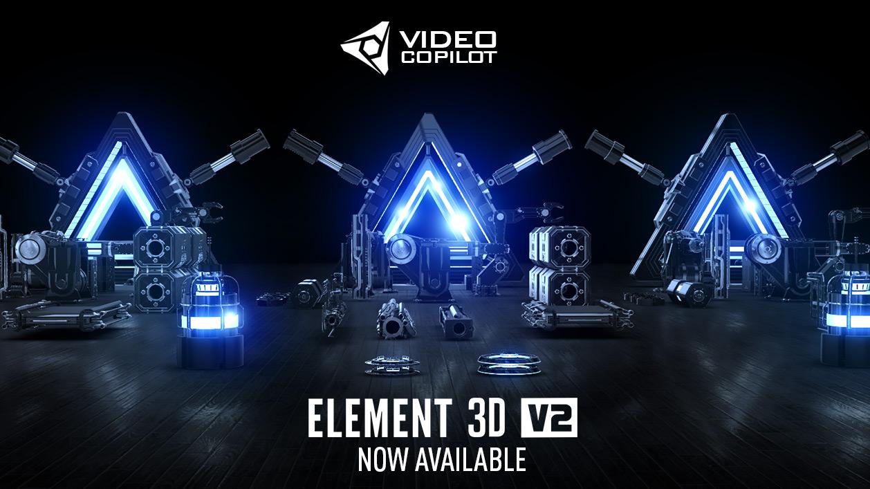 Video Copilot Motion Design Pack 2 Buy Key